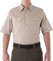 (112007) MEN'S V2 TACTICAL SHORT SLEEVE SHIRT