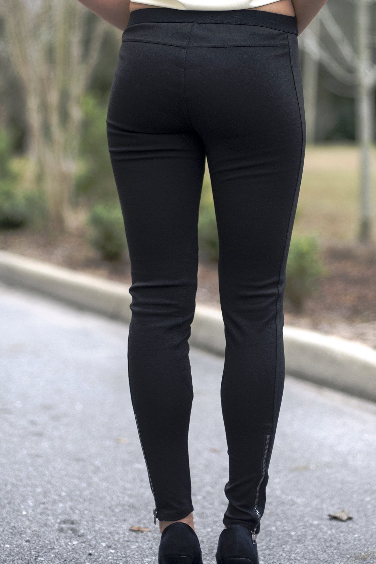 BCBGeneration: Pants, Black