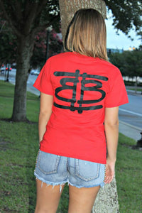 Double B Brands: T-Shirt, Red