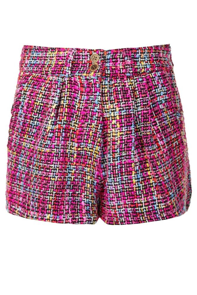 Mink Pink: Dakota Shorts, Multi
