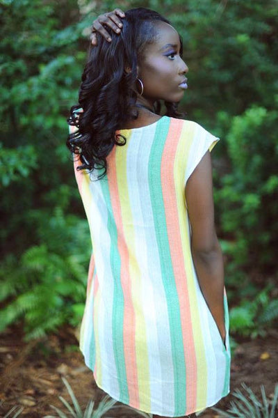 Glam: Mallie Dress, Multi