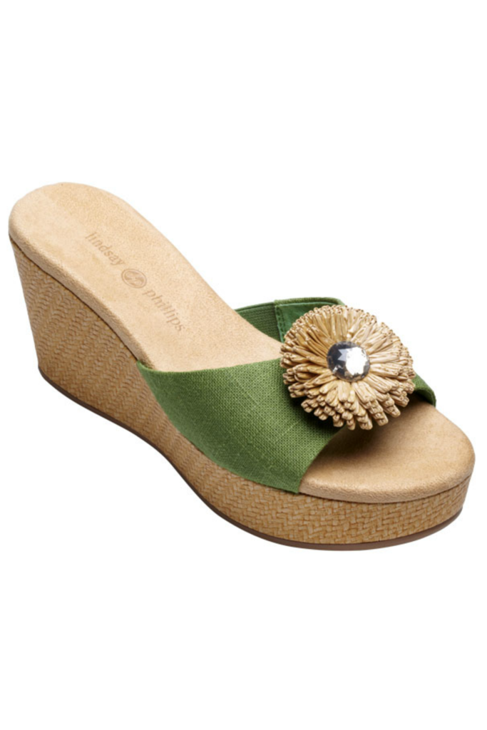 Lindsay Phillips: Devon Wedge, Green