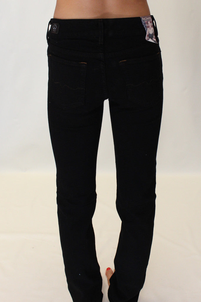 Red Engine: Cinder Jeans, Black