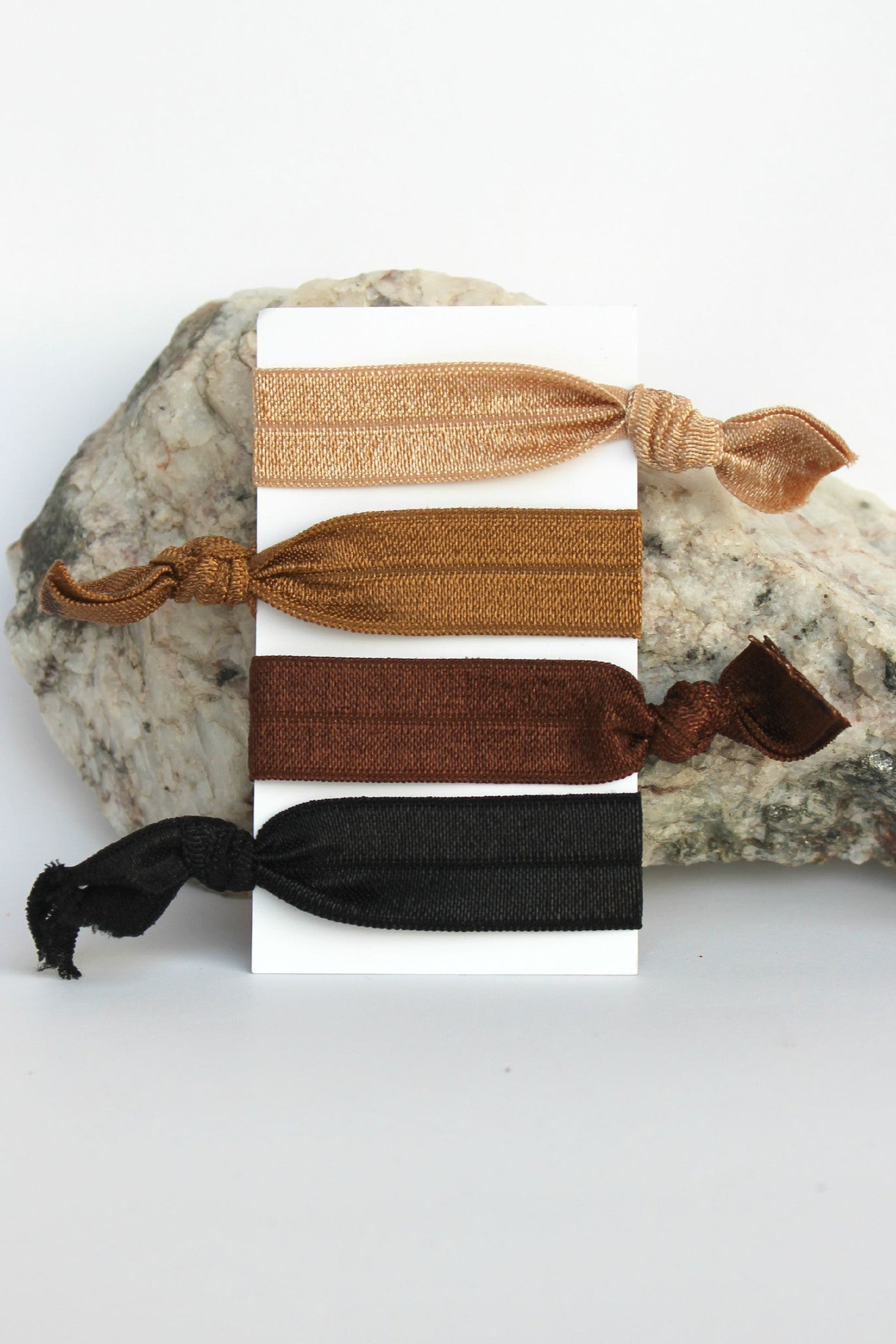 Hair Ties, Natural Assortment