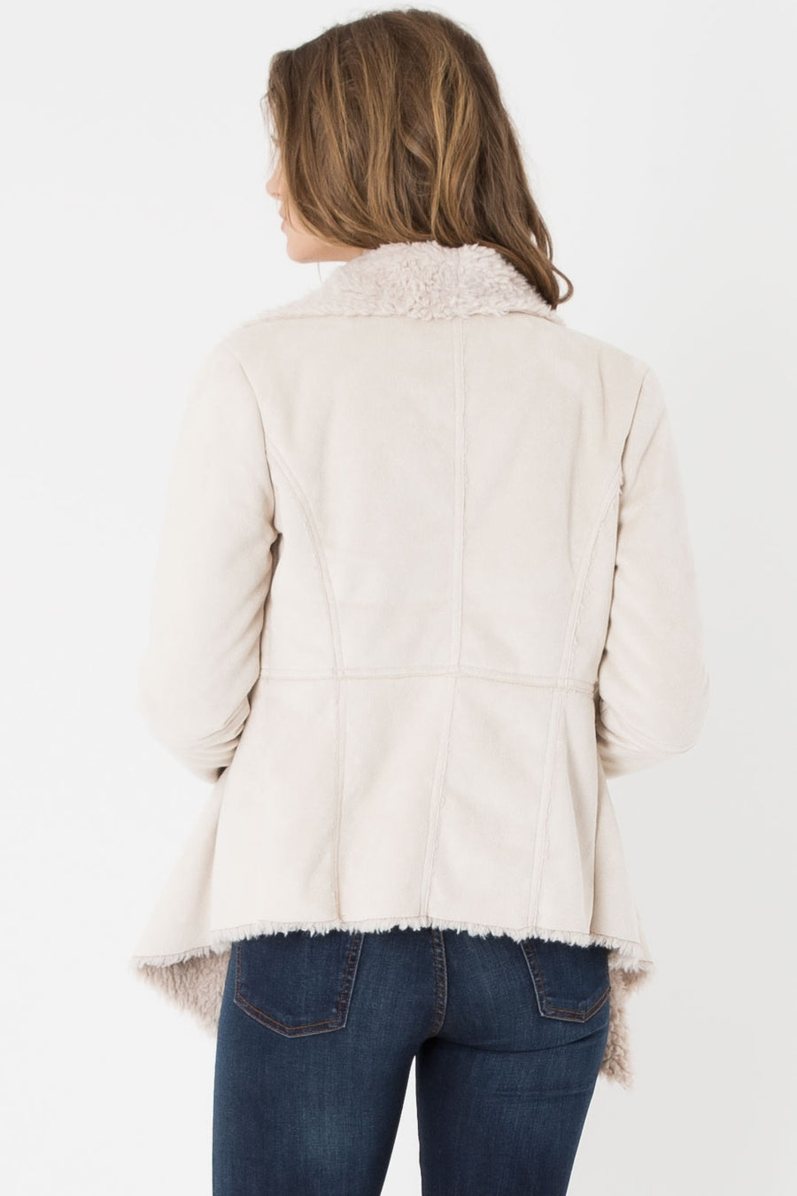Native Roots Jacket, Sandshell