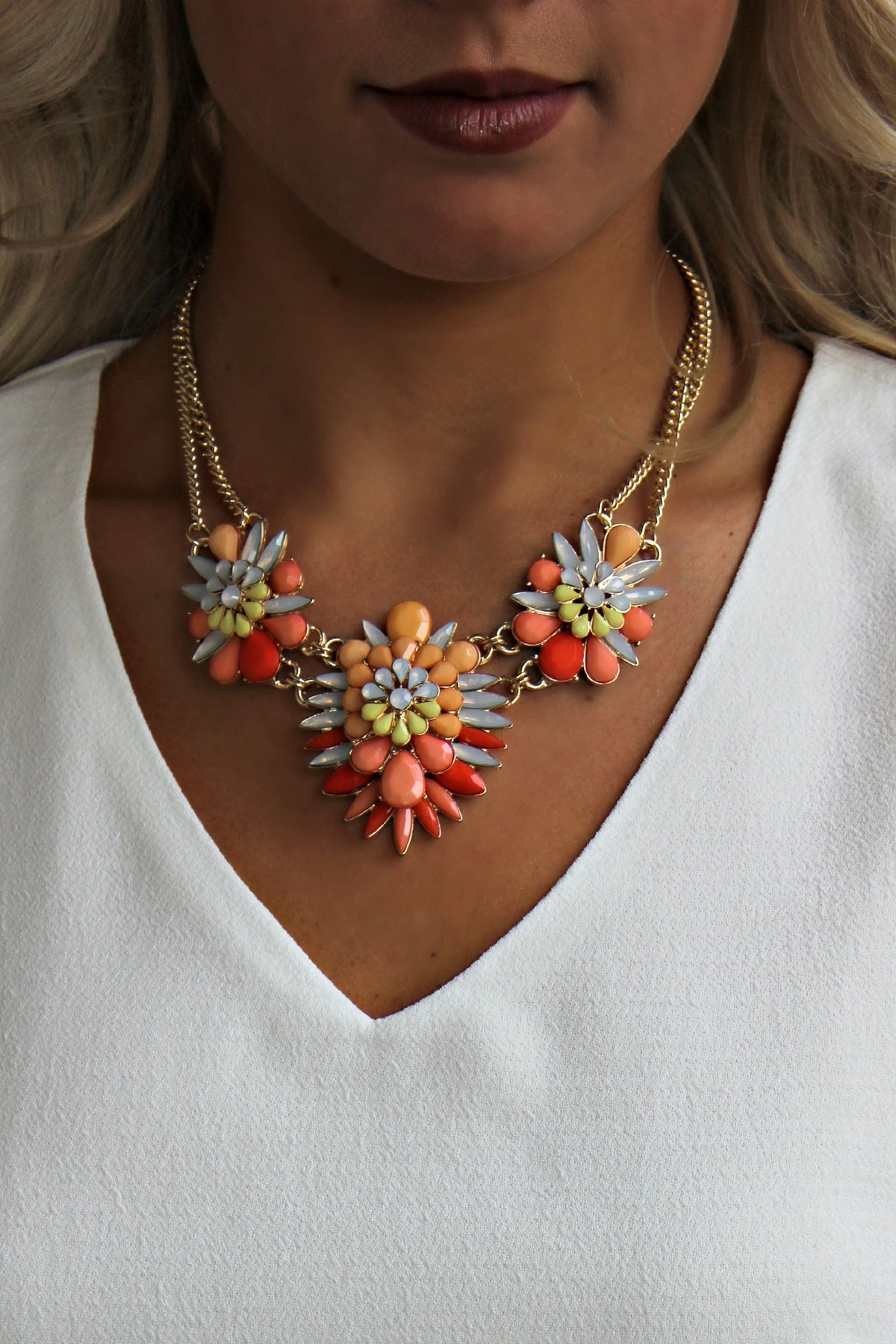 Necklace, Multi