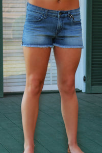 Rich & Skinny: Venice Shorts, Meadow