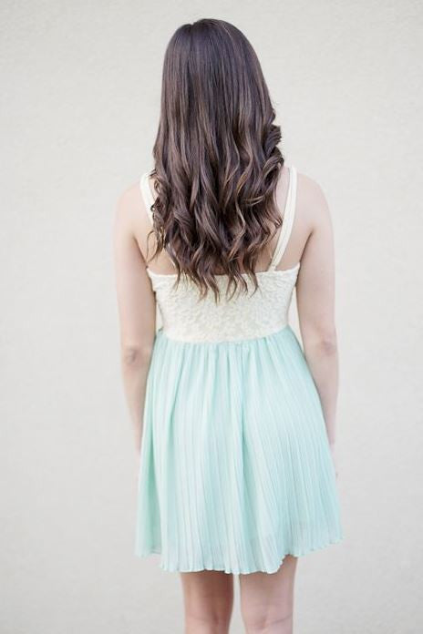 Kinley Dress, Jade