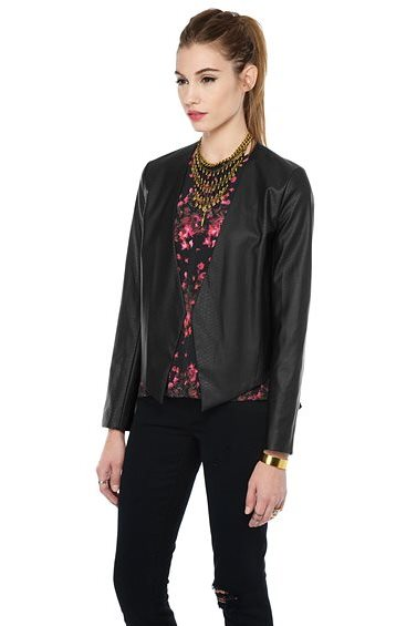 Jack by BB Dakota: Malloy Jacket, Black