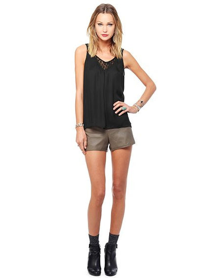 Jack by BB Dakota: Jael Top, Black