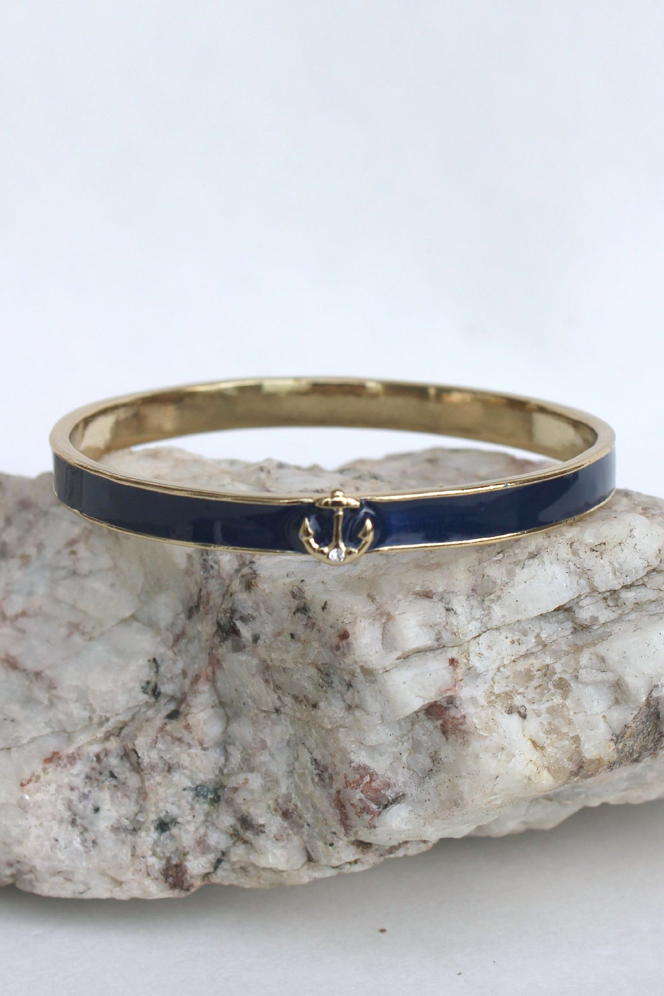 Anchor Bracelet, Navy