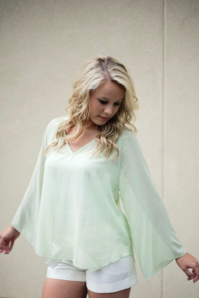 Karlie: Kylee Top, Mint