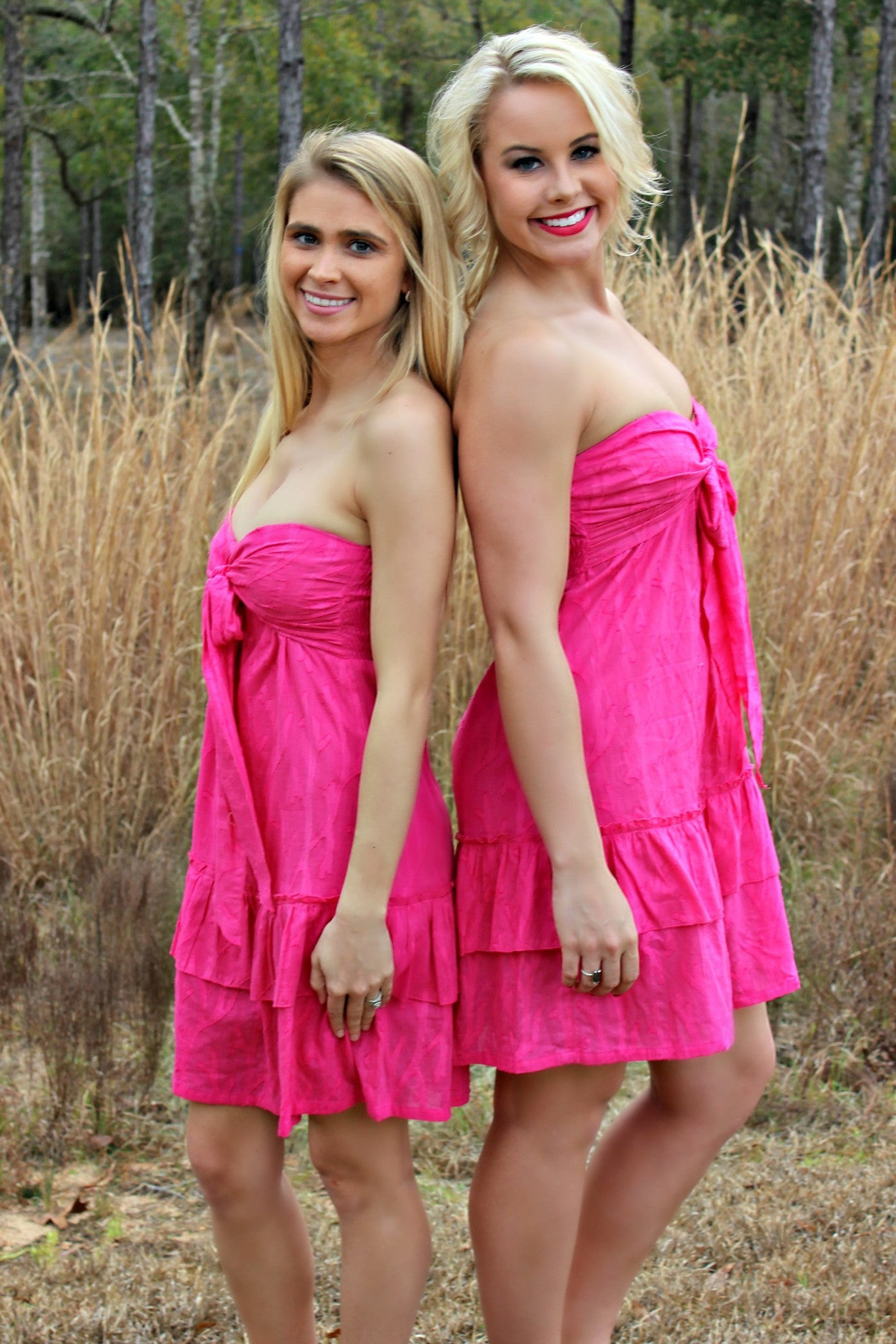 Southern Frock: Positano Dress, Pink