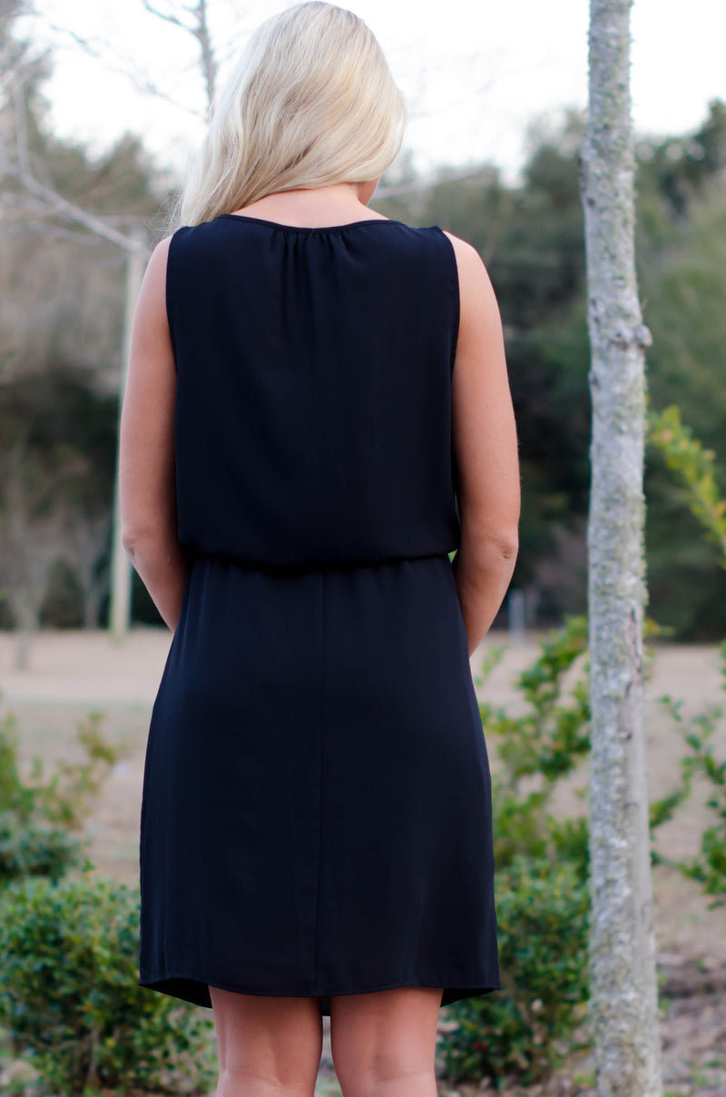 Glam: Natural Beauty Dress, Black