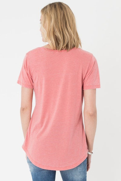 Z Supply: The Pocket Tee, Sienna