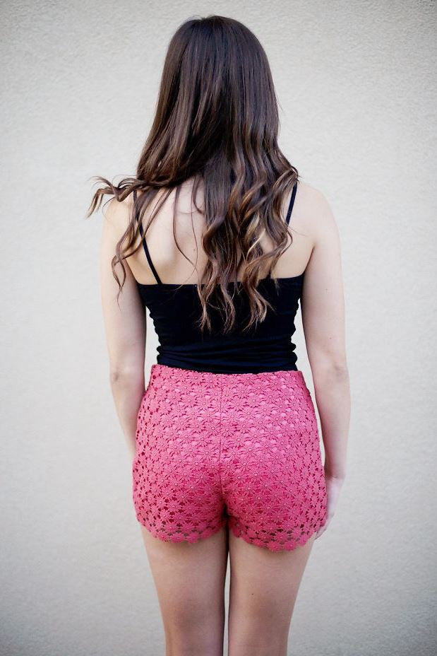 Elle Shorts, Wild Berry
