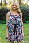 Chandler Dress, Multi
