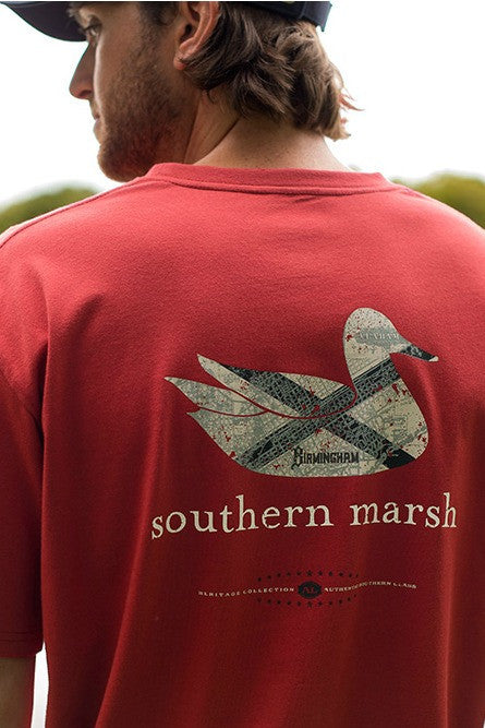 Southern Marsh: Heritage Collection Alabama, Crimson