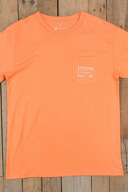 Southern Marsh: Authentic Tee, Melon