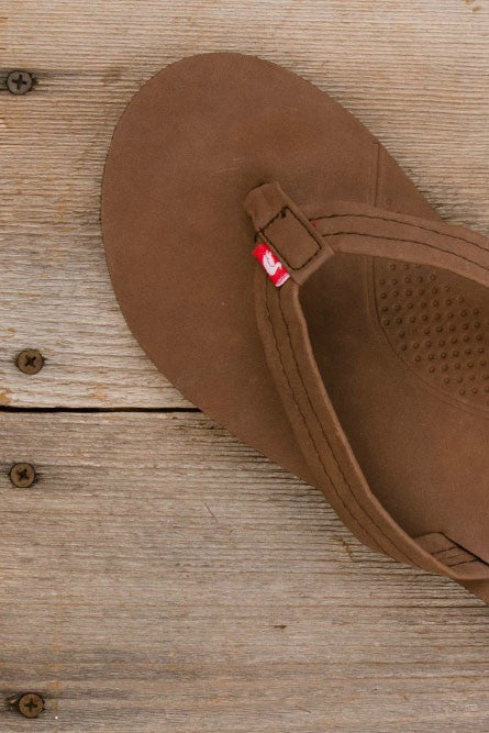 Southern Marsh: Catamaran Sandal, Brown
