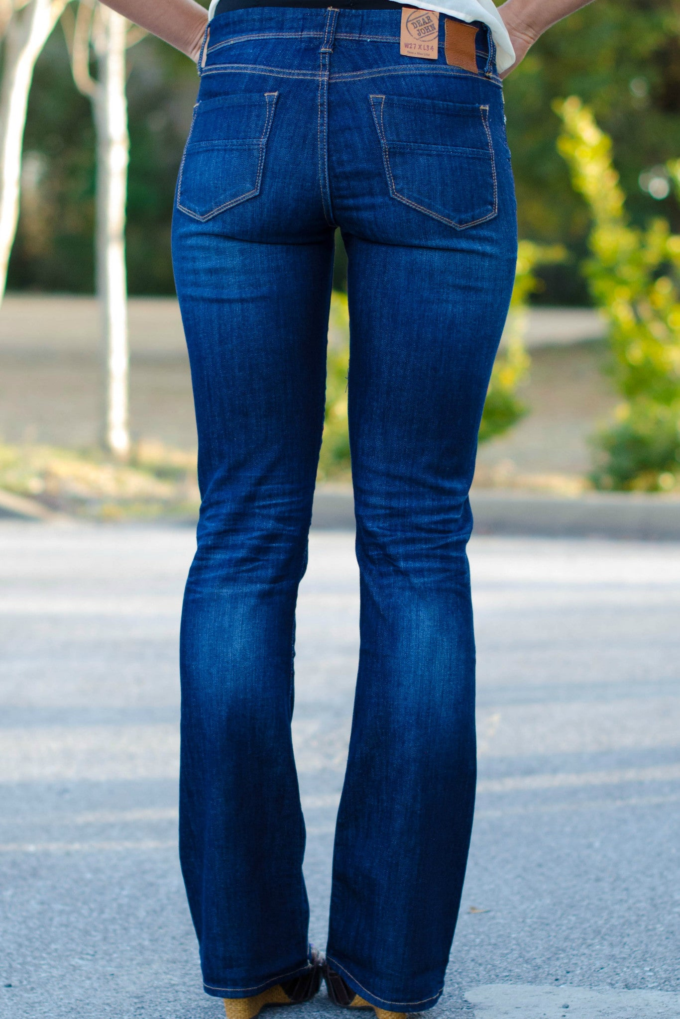 Dear John: Envy Jeans, Denim