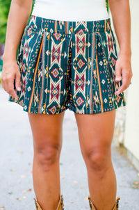Patsy Shorts, Green