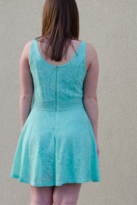 Sweetly Southern Dress, Mint