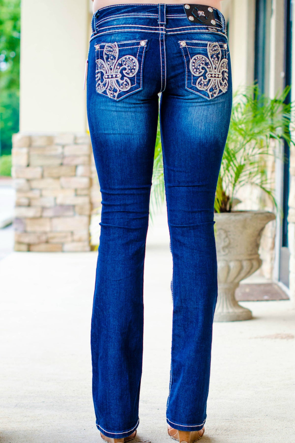 Miss Me: Kenlyn Jeans, Denim