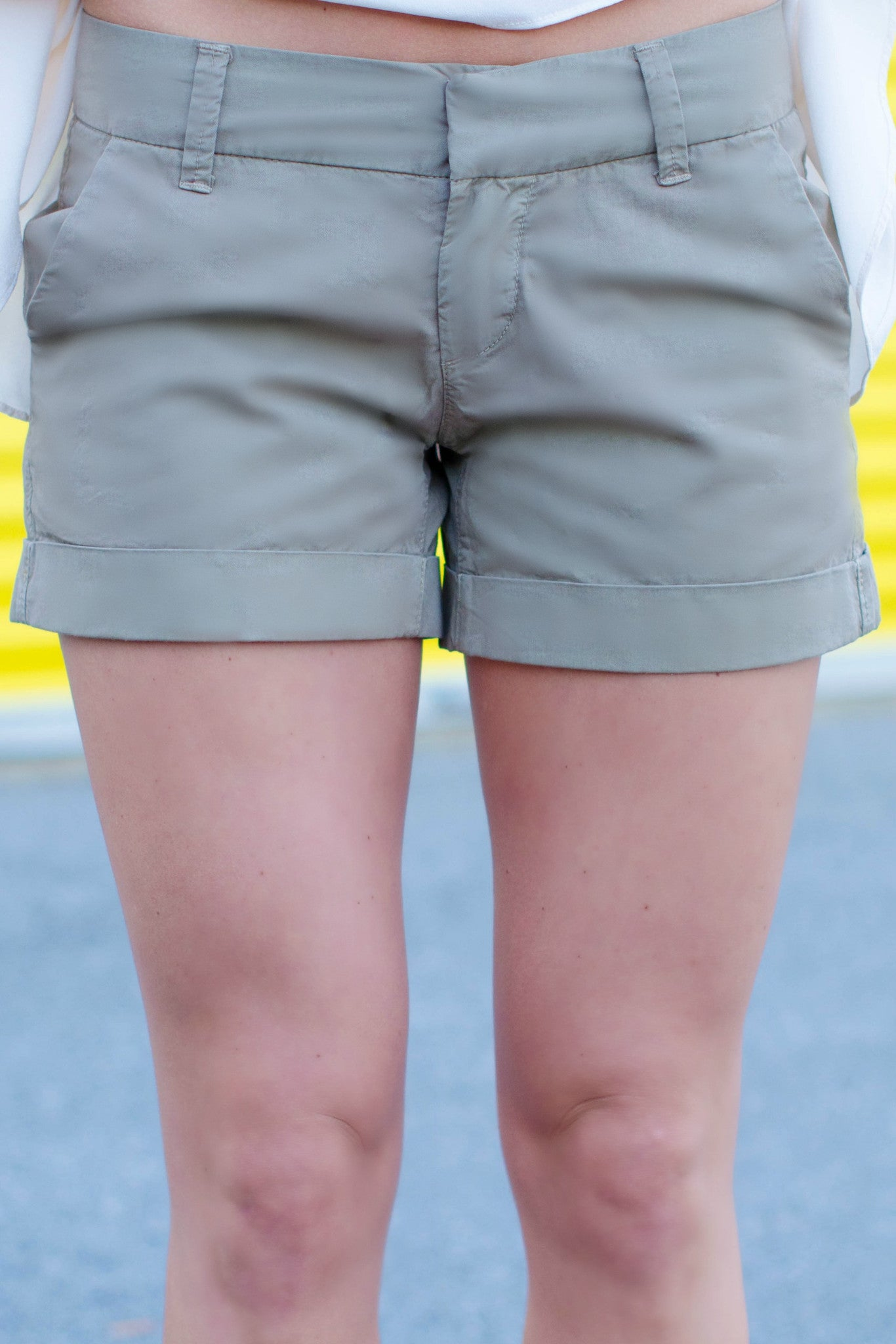 Dear John: Hampton Shorts, Burlywood