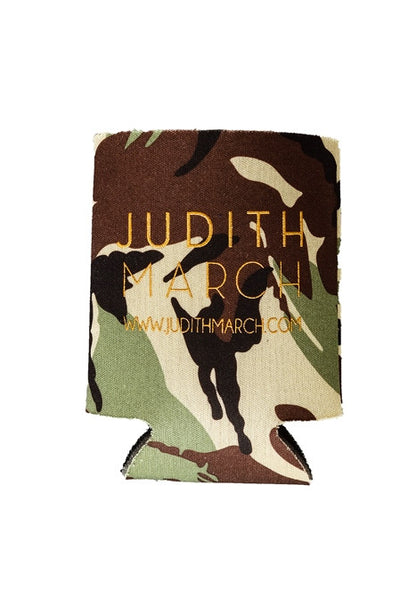 Judith March: Duck Season Can Cooler, Camo