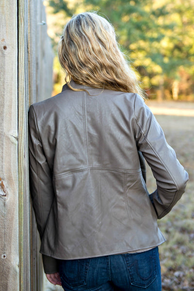 Jack by BB Dakota: Odette Jacket, Brown
