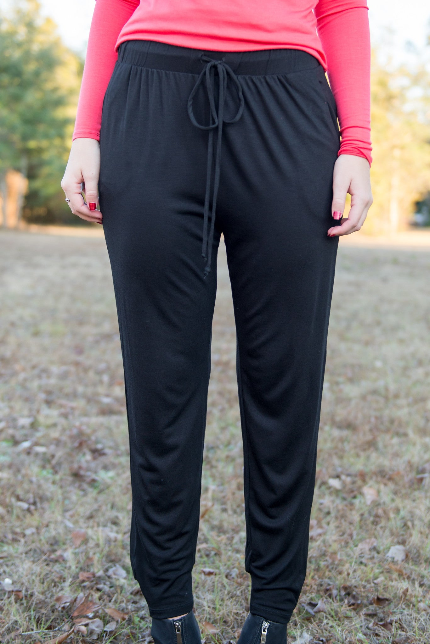 Weston: Kendra Pants, Black