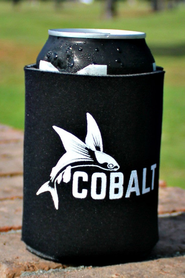 Cobalt: Can Cooler, Black