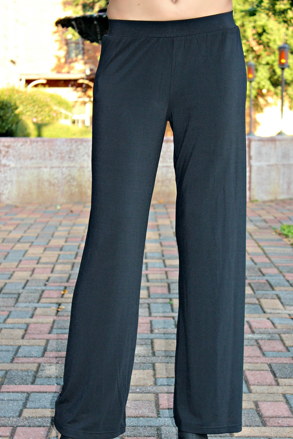 Shannon Pants, Black