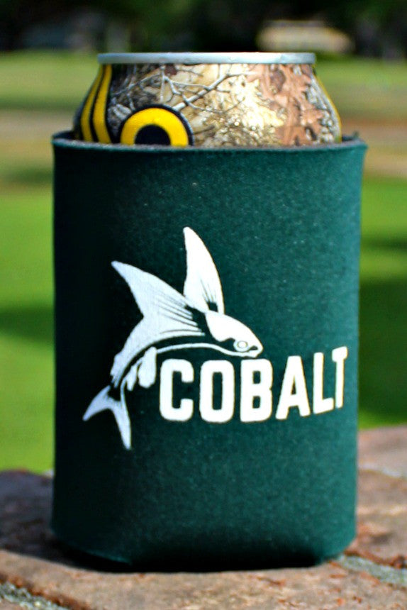 Cobalt: Can Cooler, Hunter Green