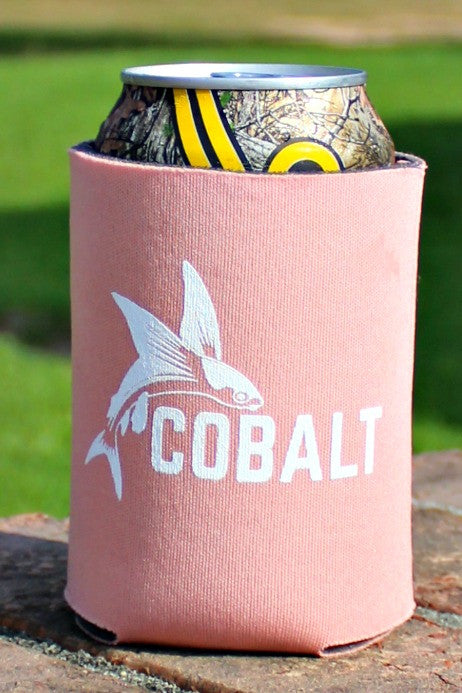 Cobalt: Can Cooler, Coral