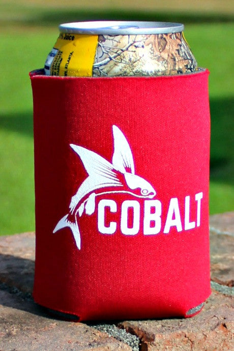 Cobalt: Can Cooler, Red