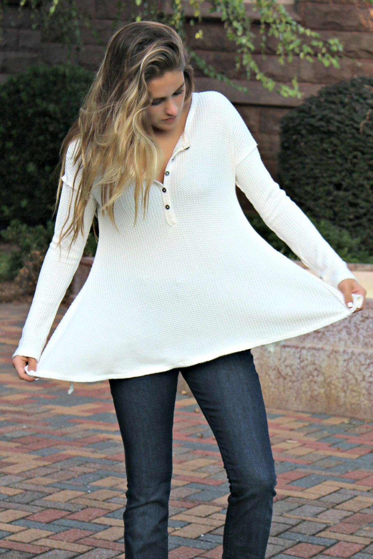 Others Follow: Tyler Top, Cream