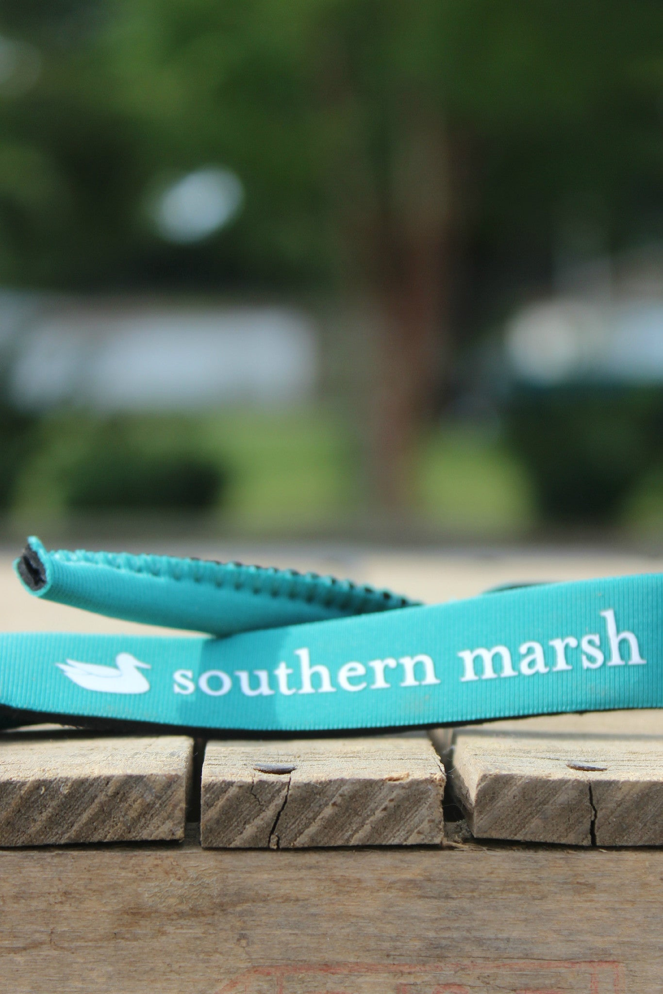 Southern Marsh: Solid Sunglass Strap, Hunter Green