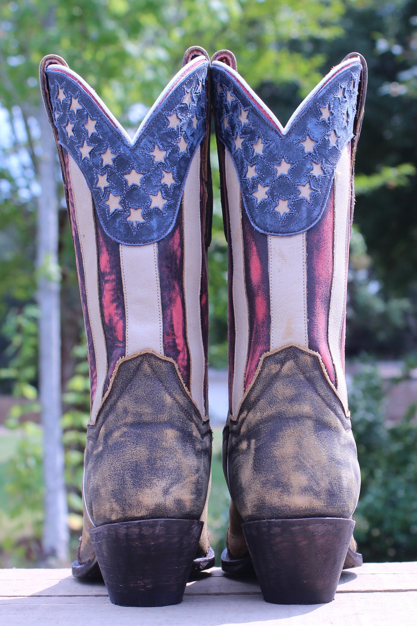 Dan Post: Liberty Boots, Tan