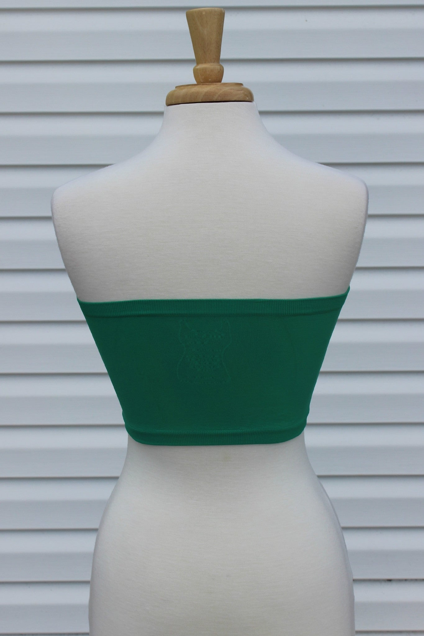 Tees by Tina: Bandeau, Green