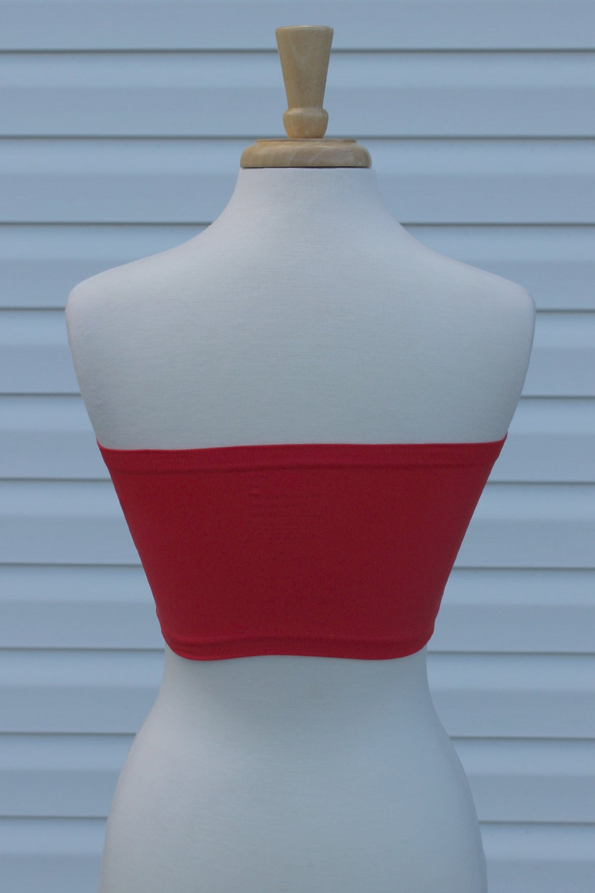 Tees by Tina: Bandeau, Red