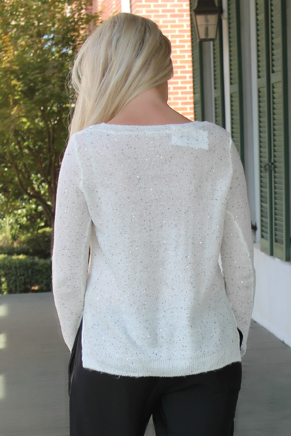 Jack by BB Dakota: Cadler Sweater, White