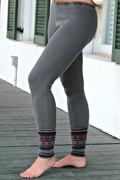 Scotty Leggings, Gray