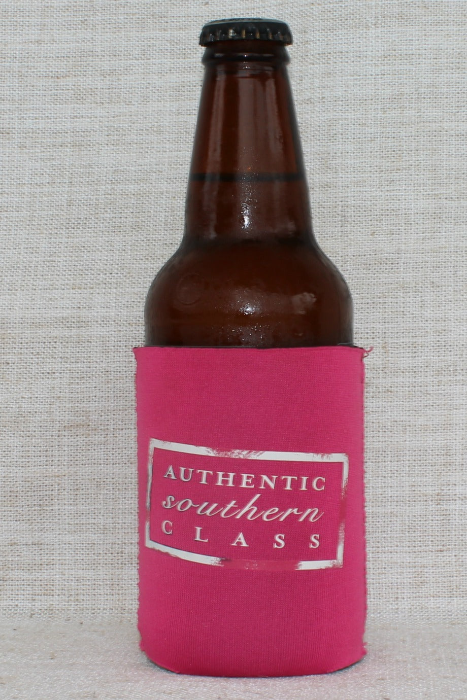 Southern Marsh: Southern Class Coozie, Pink