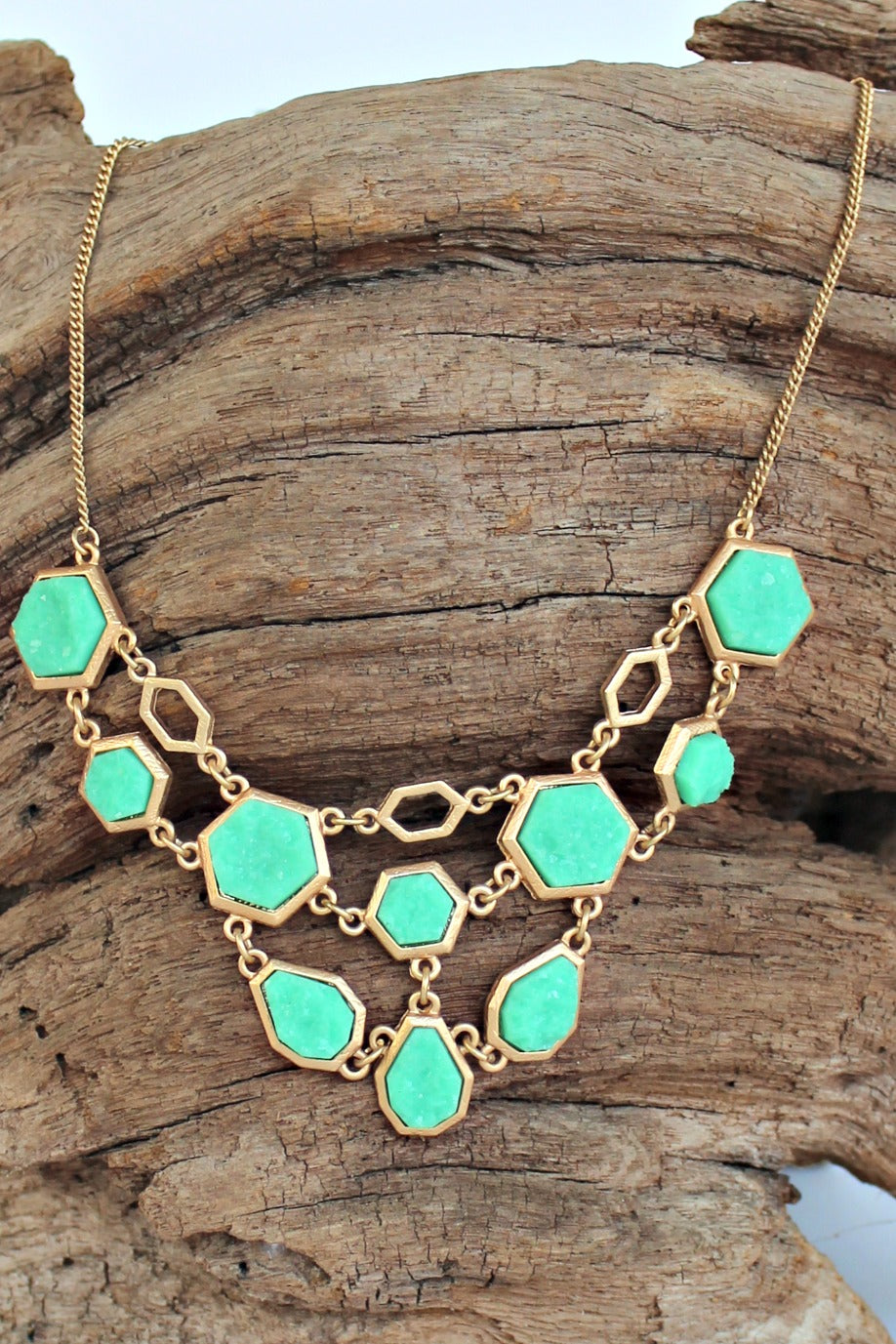 Necklace, Mint