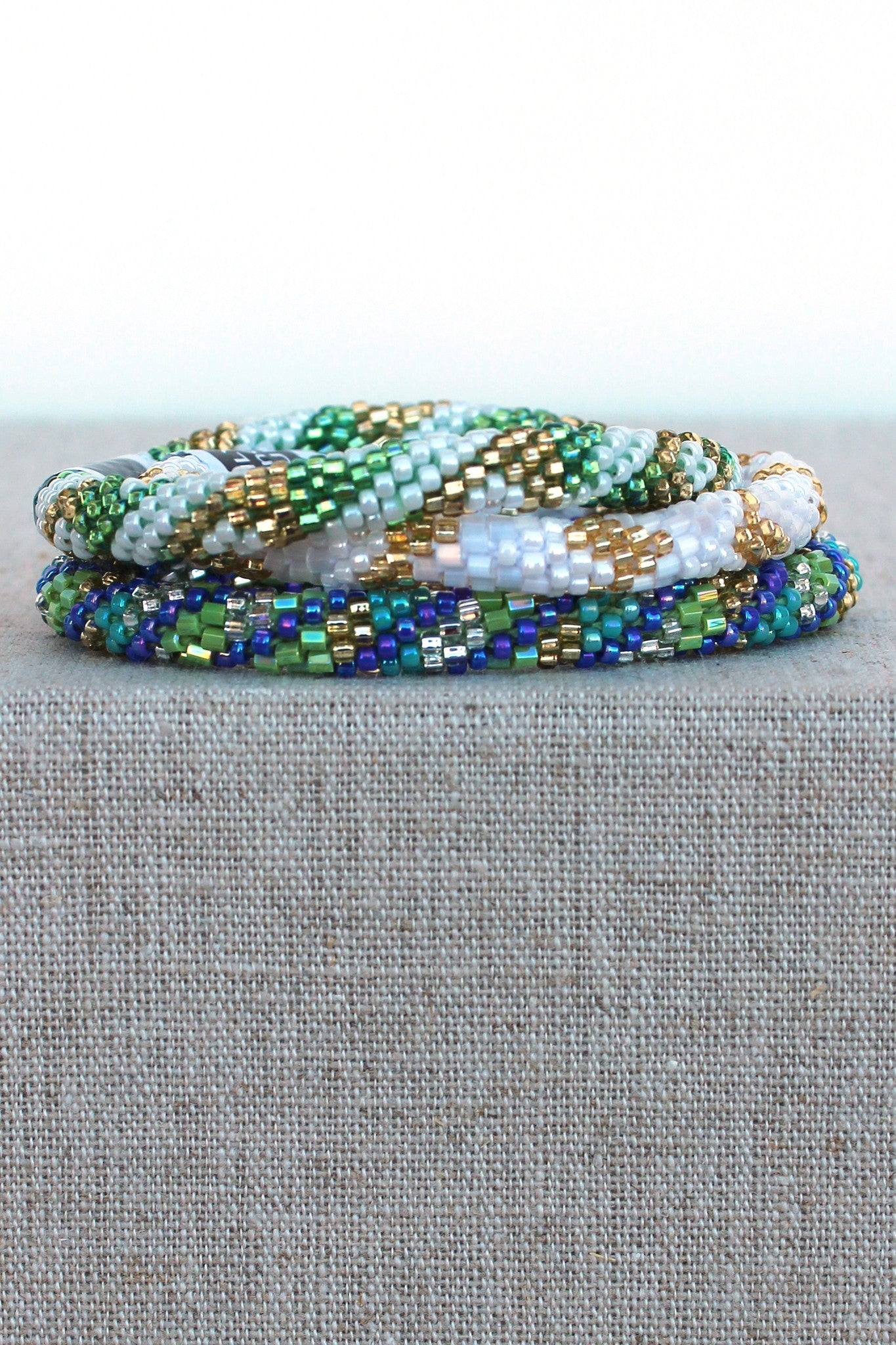 Lily and Laura Bracelet Set, Multi