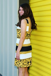 Mink Pink: Alice Dress, Yellow