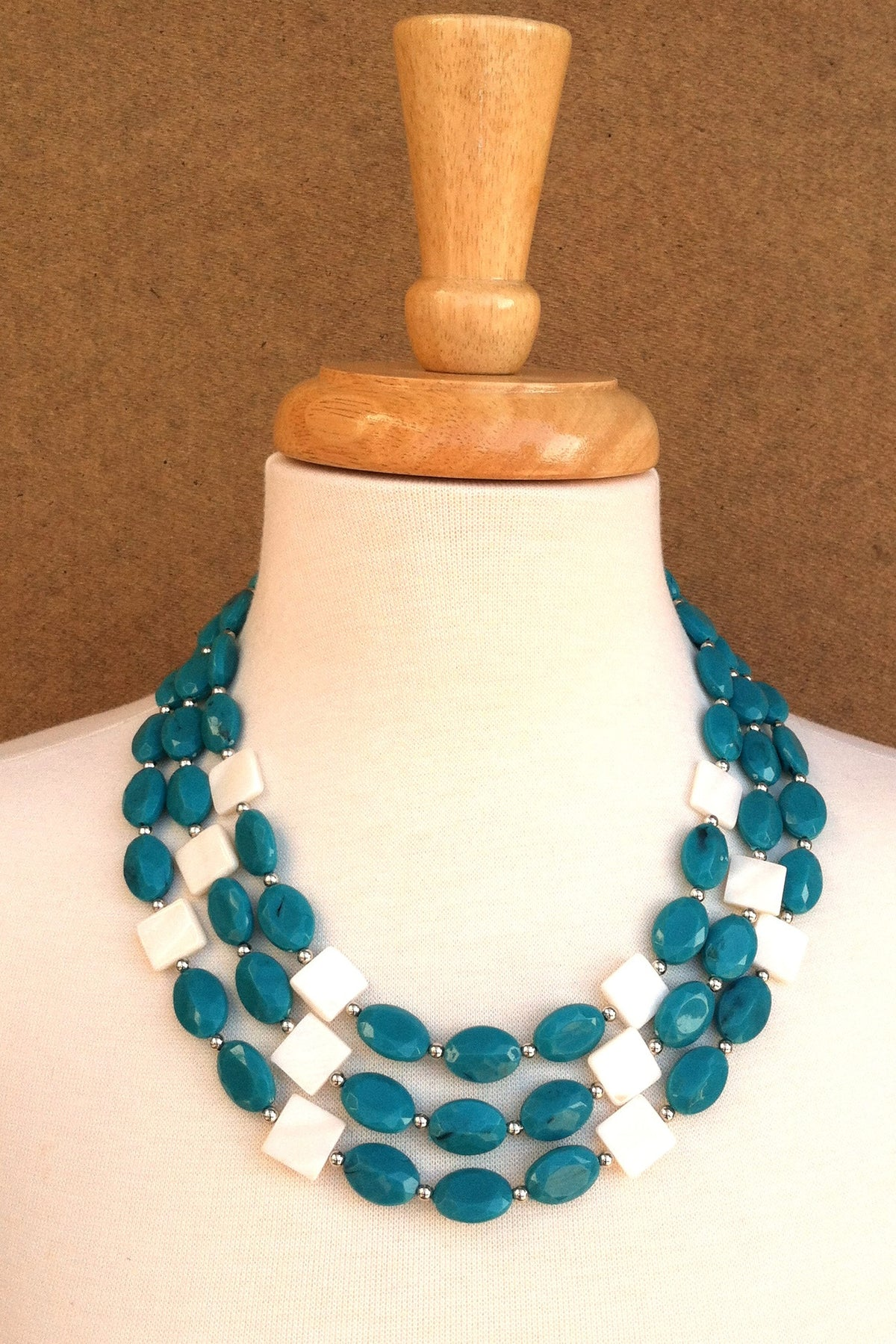 Sea Blue Necklace