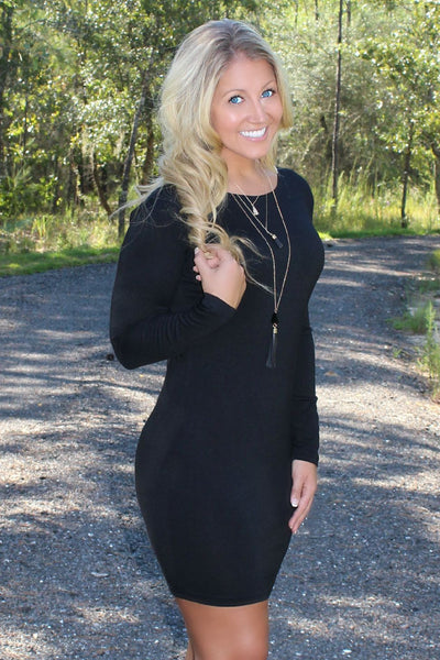 Piko: Emily Dress, Black